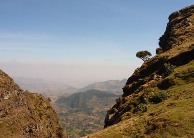 Simien Mountains National Park Trek for 7 Days