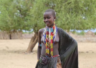 25 days-itinerary to the east Ethiopia