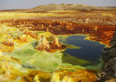 Dallol & Irta'Ale Volcano — 9-Day Itinerary