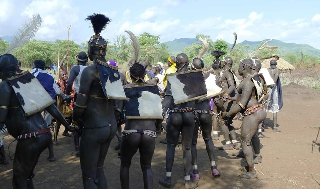 10 days- itinerary tribes of omo valley