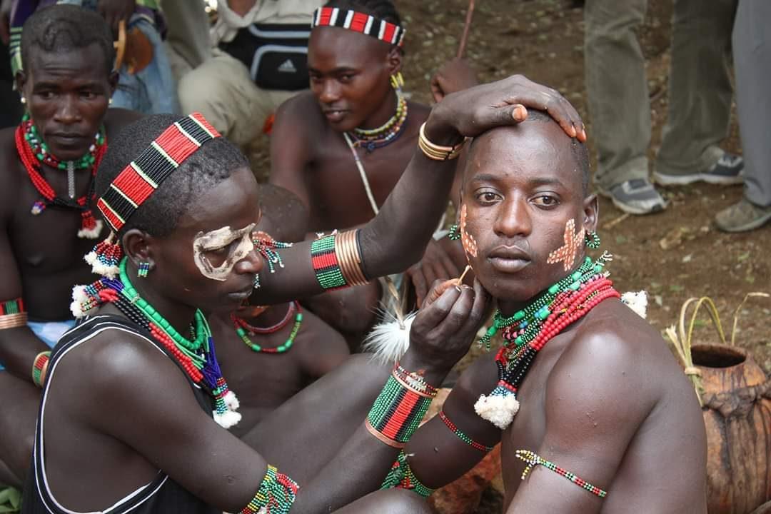 7 days 6 night- tour itinerary to Omo valley Ethiopia/ omo valley none touristic village/
