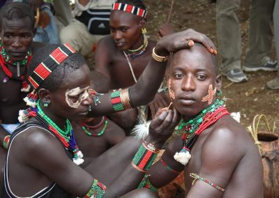 7 days 6 night- tour itinerary to Omo valley Ethiopia/ omo valley none touristic village/