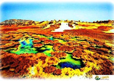 7 days-itinerary Ertale and Danakil depression Ethiopia|Lungo local tour Ethiopia