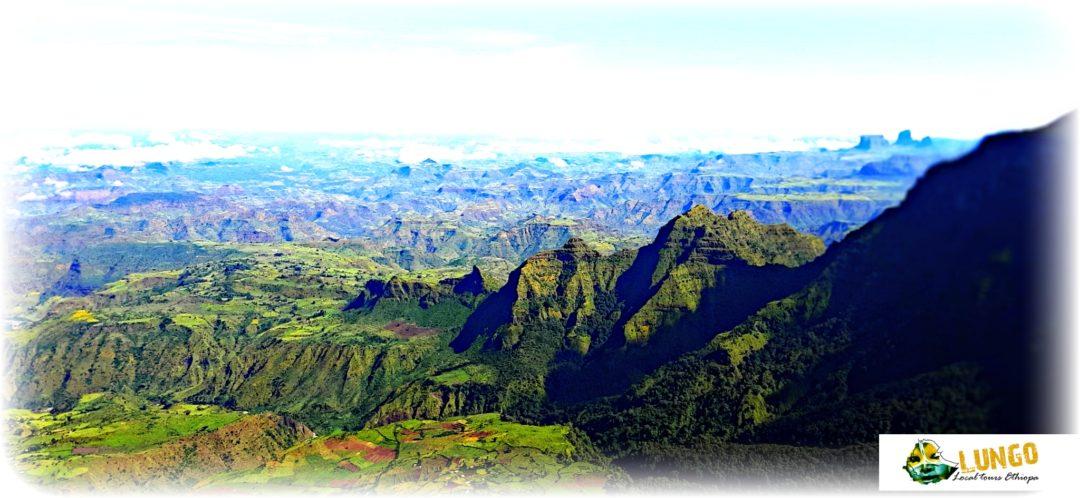 5 days-trekking Tour Itinerary Bale Mountain