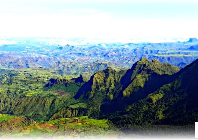 Simien Mountains National Park Trek for 4 Days