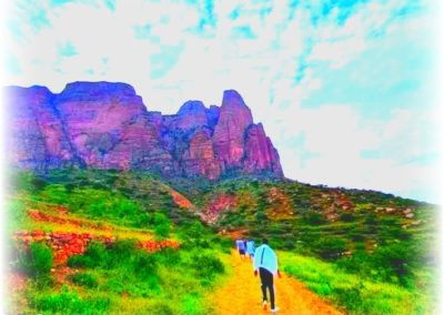 15 day-itenerary trecking and hiking in Ethiopia|Lungo local tour Ethiopia