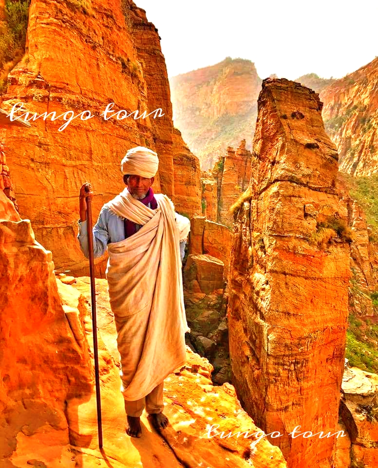 30 Day Trekking/Historical/Tribal Ethiopia Itinerary